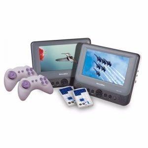 Salora portable DVD speler DVP7748DUO