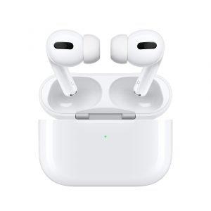Apple AirPods Pro met draadloze oplaadcase Oordopjes Wit