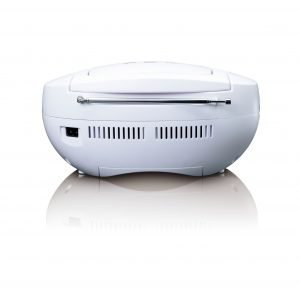 Lenco SCD301 Portable DVD speler Roze