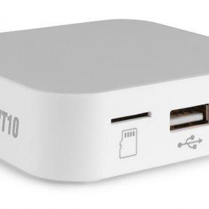 Power Dynamics WT10 WiFi netwerkspeler / audio streamer met mp3 speler