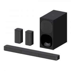 Sony HT-S20R Soundbar Zwart