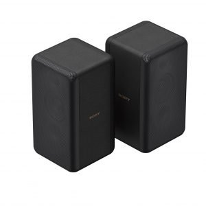 Sony SA-RS3S Surround set speaker Zwart