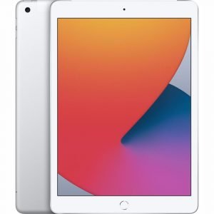 Apple iPad (2020) 10.2 32GB WiFi + 4G Tablet Zilver