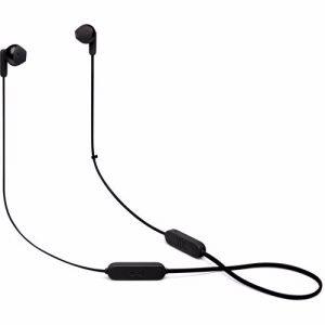 JBL in-ear hoofdtelefoon Tune 215BT (Zwart)